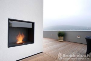 Breidenbach Kamine Projekt Aussenkamin 001 03