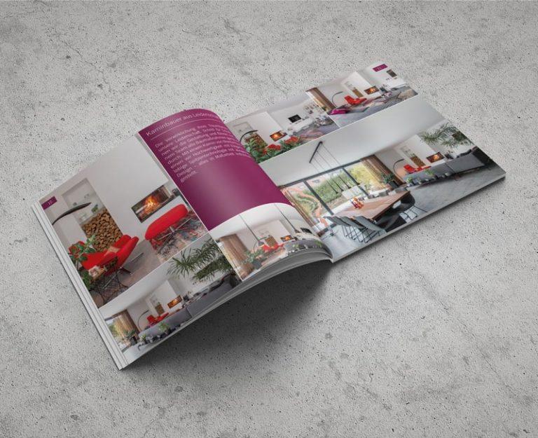 Breidenbach Kamin Broschure