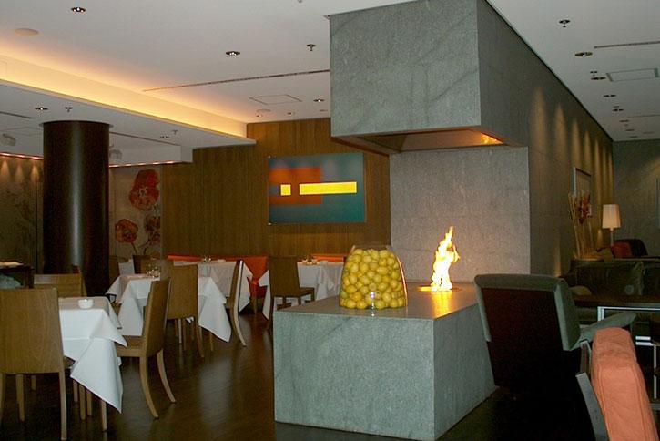 Breidenbach Kamine Hotelerie Gastronomie Hyatt