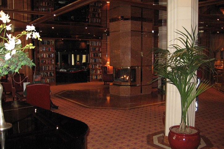 Breidenbach Kamine Hotelerie Gastronomie Parkhotel Guetersloh
